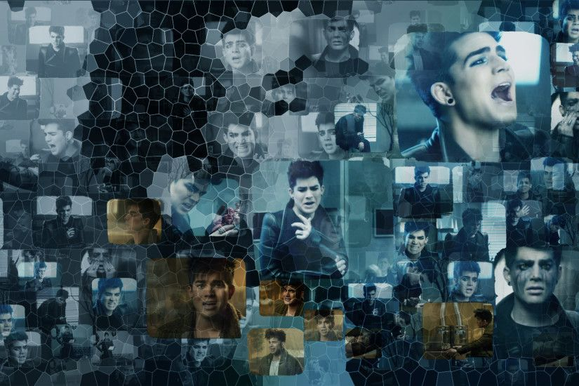 ... Adam Lambert Wallpaper by Liquid-86
