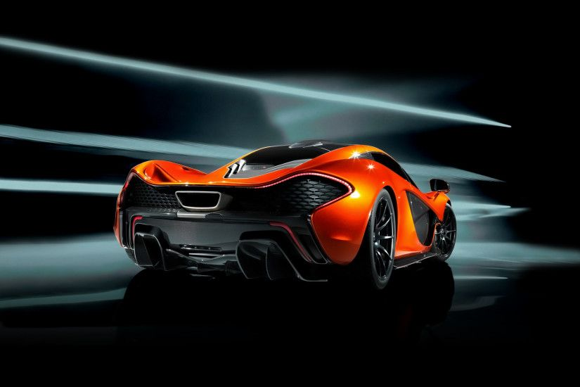 Daily Wallpaper: Exclusive: The All New McLaren P1 | I Like To Waste My Time