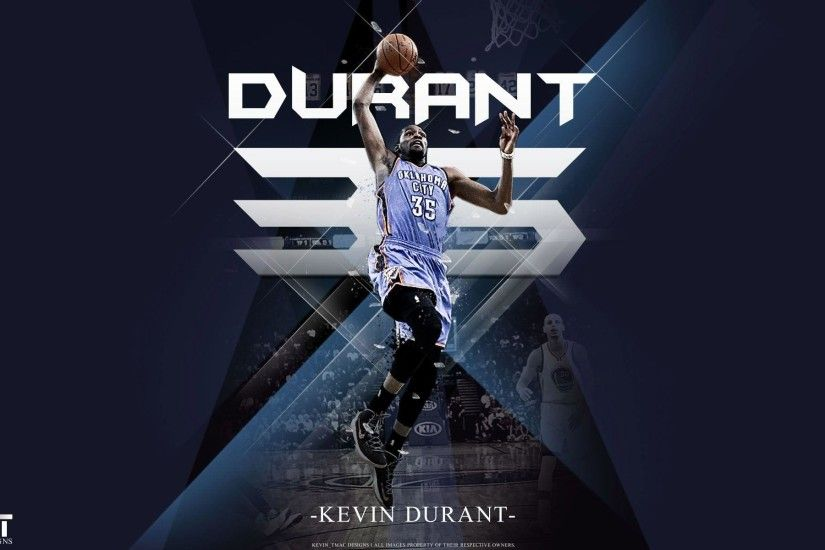 Free Wallpapers - Kevin Durant Thunder wallpaper
