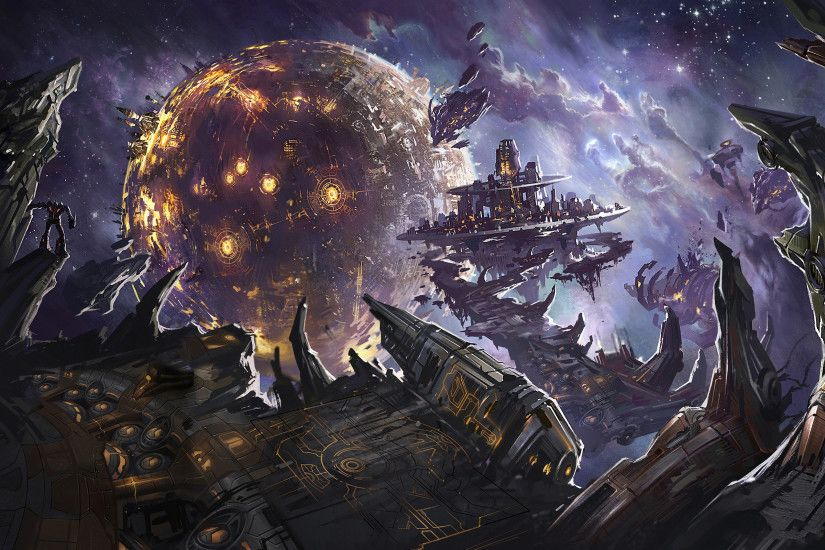 space fantasy image hd. high quality awesome image