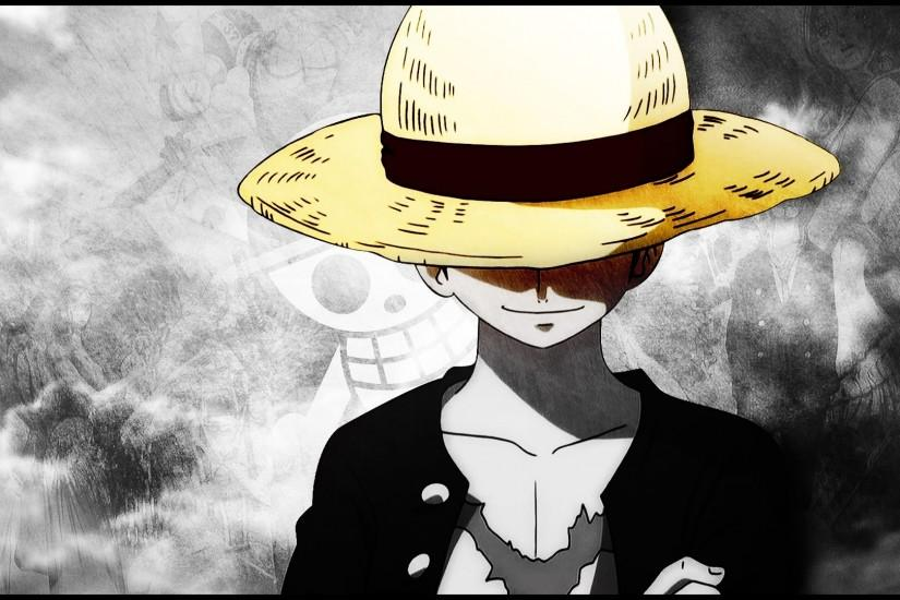 One Piece Luffy Wallpaper High Resolution Wallpapers 1920x1080 px 378.53 KB