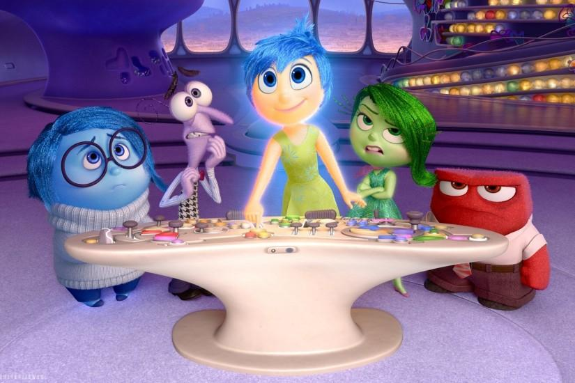 INSIDE OUT disney animation humor funny comedy family 1inside movie poster  wallpaper | 1920x1200 | 723575 | WallpaperUP