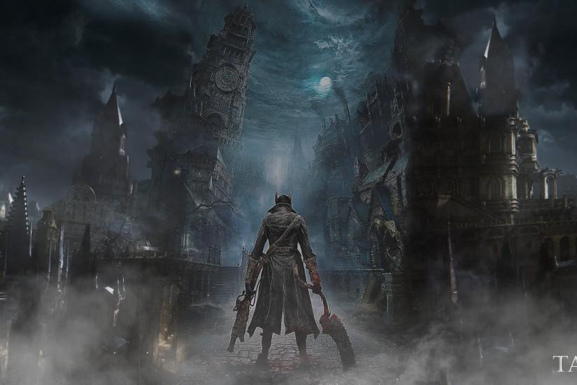 bloodborne wallpaper 1920x1080 ipad retina