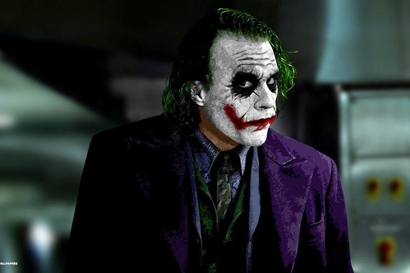 The Joker Dark Knight Wallpaper HD Wallpapers Desktop 1920A 1080