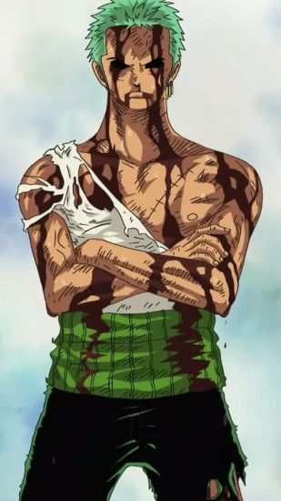 Roronoa Zoro iPhone 5 Wallpaper | ID: 51677