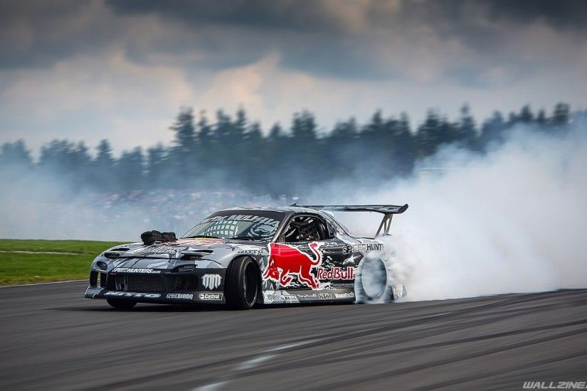 Mazda Rx7 Drift Wallpaper