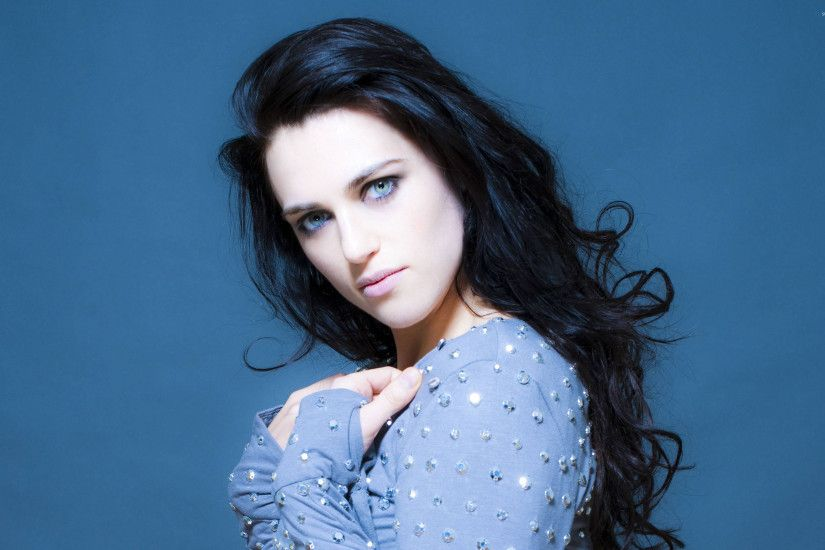 Katie McGrath [2] wallpaper
