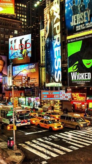 ... New York Time Square Wallpaper Hd ...