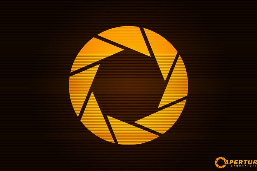 Aperture Science Background
