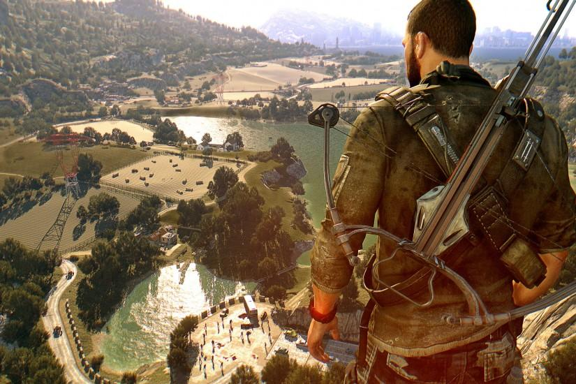 The Following requires the base game, but you only need to complete Dying  Light's prologue