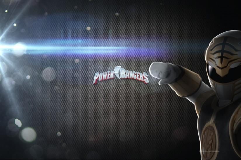 Power Rangers Wallpaper: Mighty Megaforce White |Desktop Wallpapers .