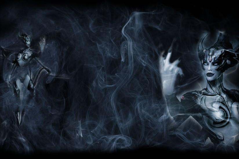 widescreen smoky background 1920x1202