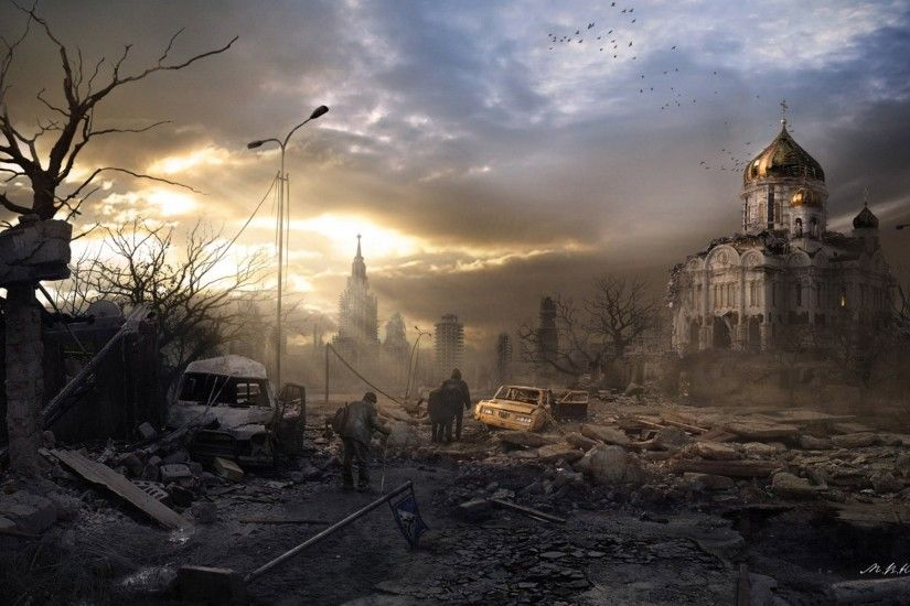 Post Apocalyptic Wallpapers September 2016 ...