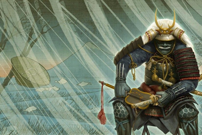 Video Game - Total War: Shogun 2 Samurai Wallpaper