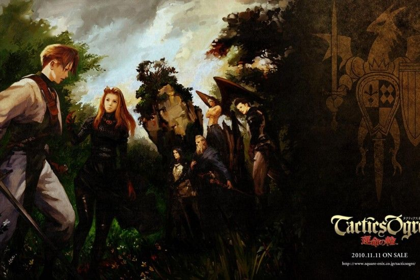 Backgrounds In High Quality - tactics ogre let us cling together backround,  1920x1080 (439