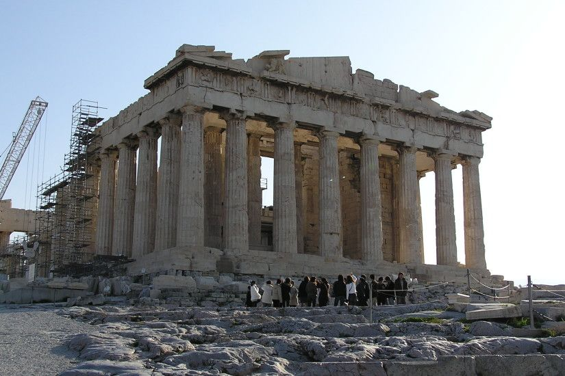 ... Acropolis of Athens in Greece HD Wallpapers ...
