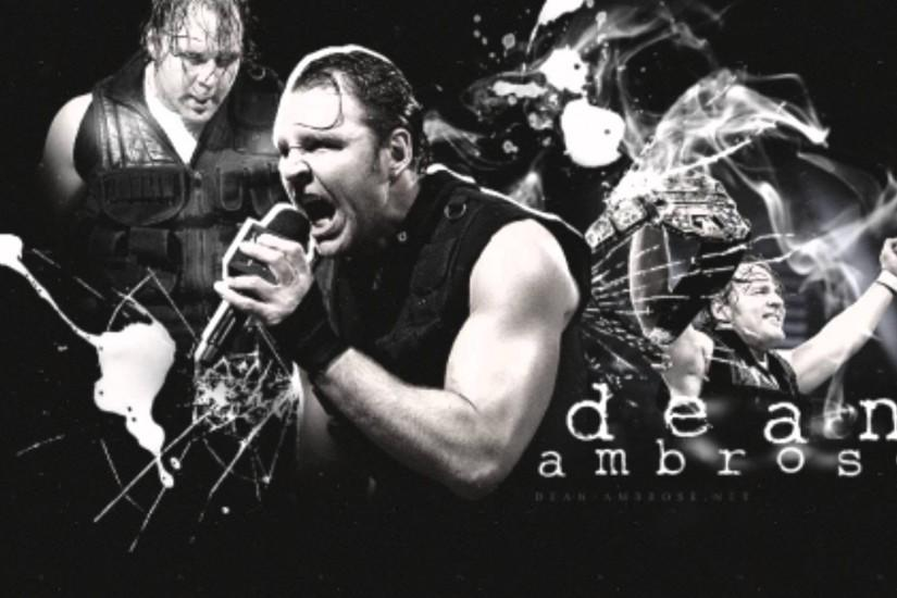 2014: WWE Dean Ambrose 3th NEW entrance theme by CFO$