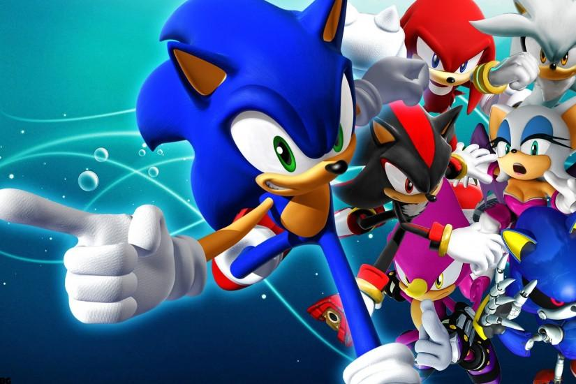 free download sonic the hedgehog wallpaper 1920x1200