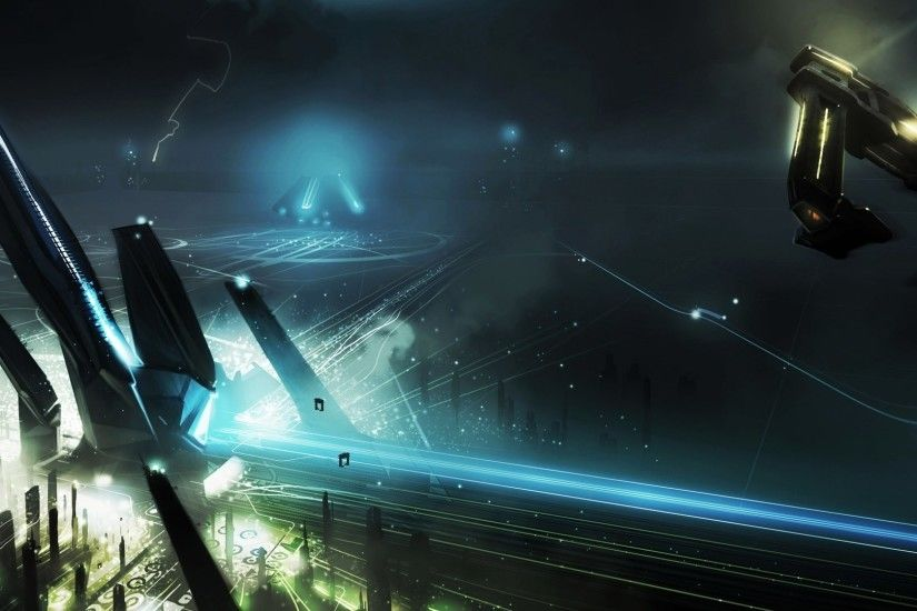 Tron Legacy Wallpaper 1080p