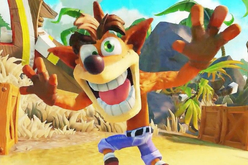 Skylanders Imaginators Crash Bandicoot Trailer PS4 2016