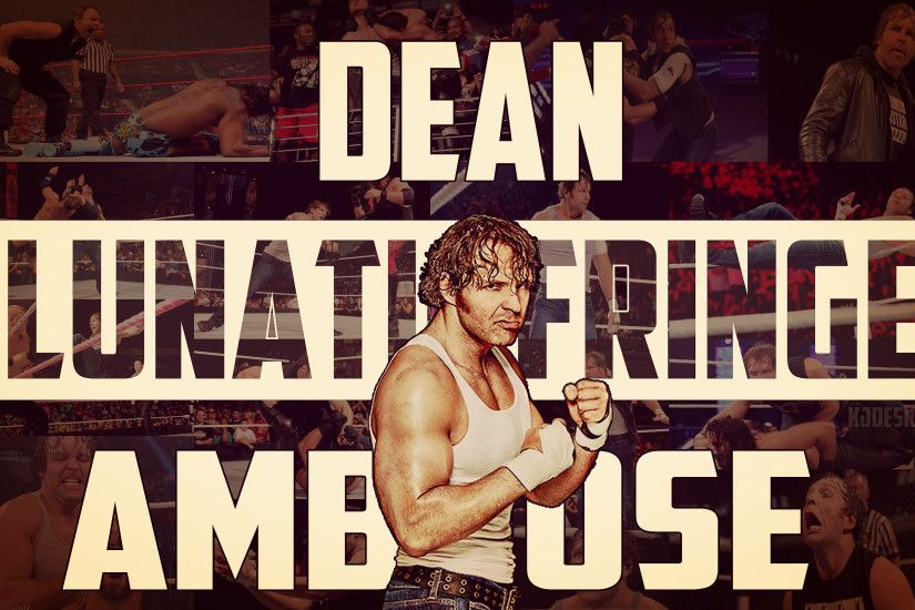 Dean Ambrose Wallpaper HD by kristijanku27 Dean Ambrose Wallpaper HD by  kristijanku27