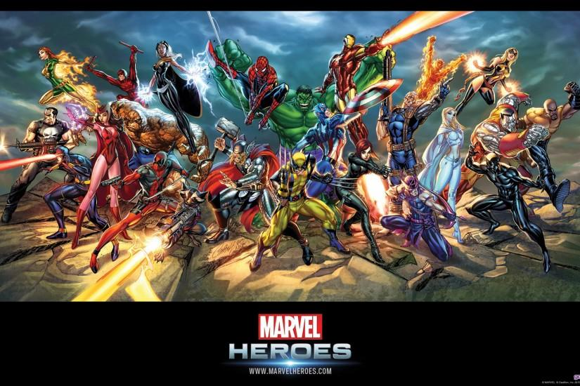 free download marvel wallpaper 1920x1200 for desktop
