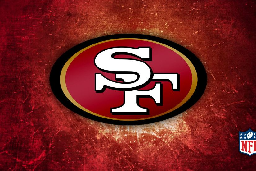 49ers Red & Gold Logo 1920x1080 HD Image Sports / NFL Football