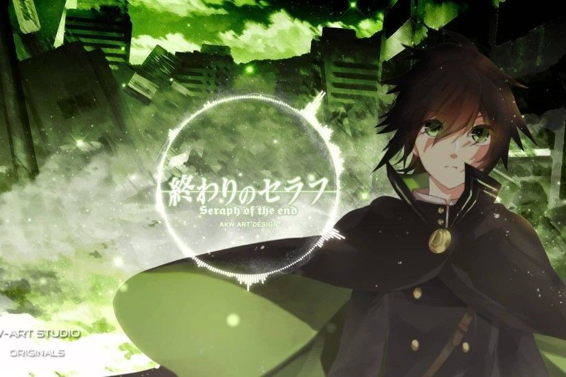 Free HD Owari no Seraph of the End Wallpapers – KittyStars