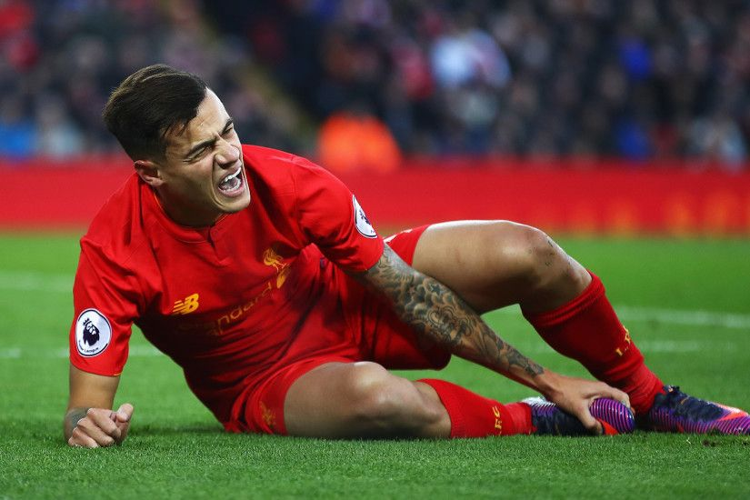 "Klopp remained tight-lipped over Coutinho's future, saying only that his  squad was ""in a good shape"" ahead of the new season."