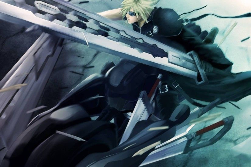 Cloud Final Fantasy 816008 ...