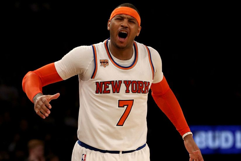 NBA trade rumors: Carmelo Anthony wants Rockets deal, not Knicks return