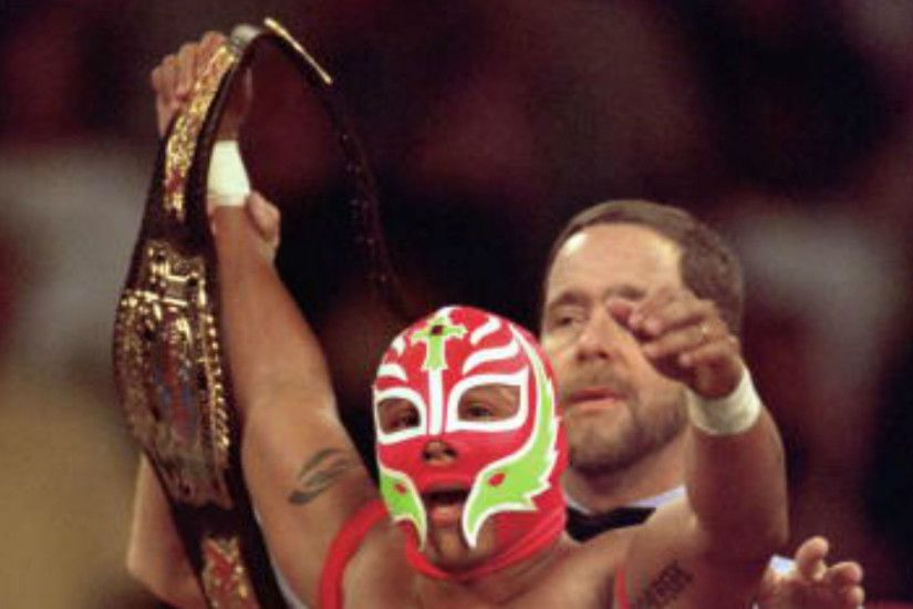 1920x1080 Remembering the time Rey Mysterio won the World Heavyweight  Championship | WWE | Sporting News