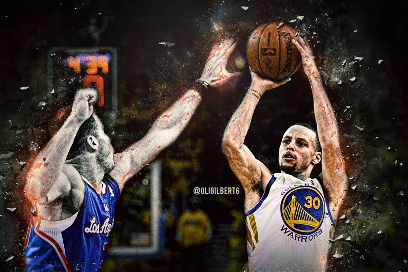 Stephen Curry Wallpaper Shooting - Free Wallpaper Page