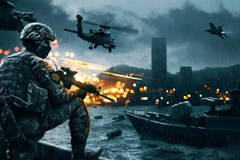 Battlefield 4 (Macbook Pro Retina)