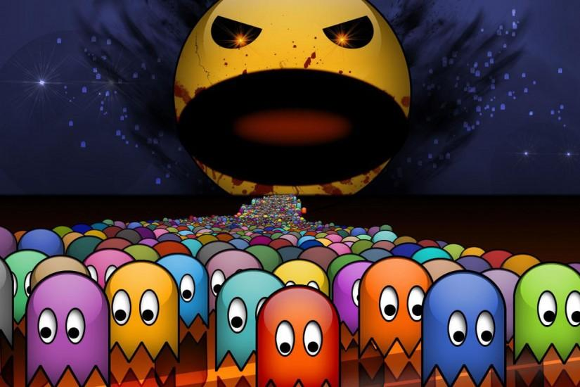 Pac-Man images Pacman HD wallpaper and background photos