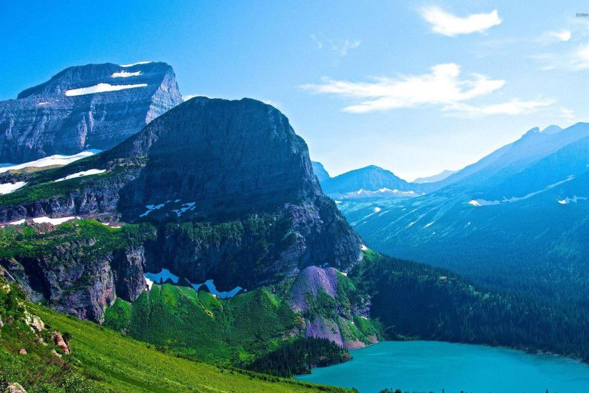 Glacier National Park, Montana wallpaper - Nature wallpapers - #30927