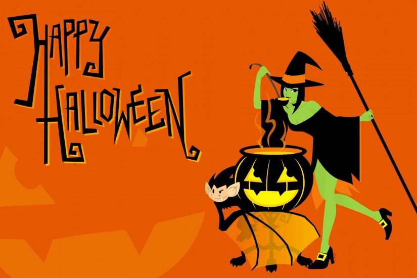 Happy halloween wallpapers for desktop -