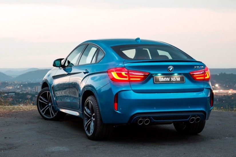 BMW X6 M (F86) Wallpapers