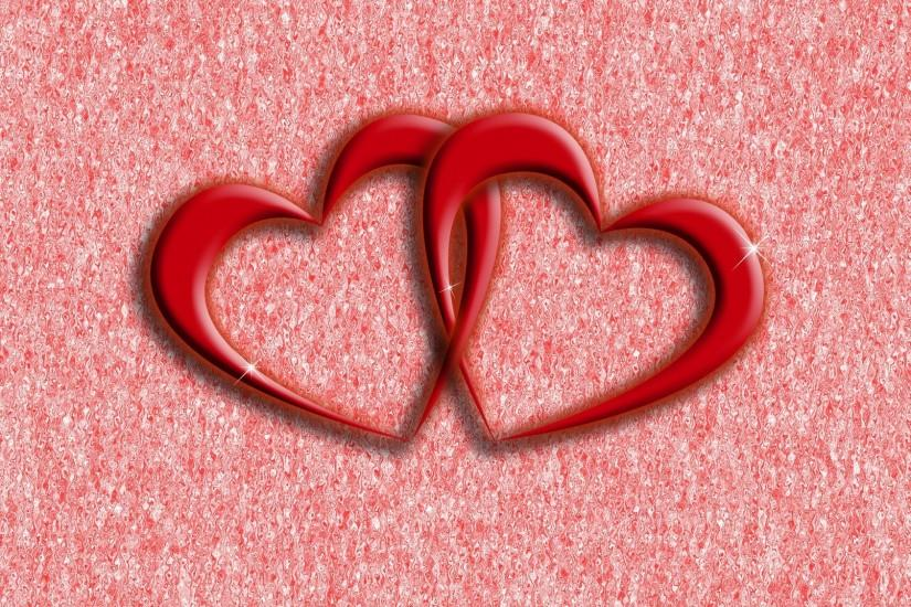 Valentine Background 4 · Valentine's Day PowerPoint Background