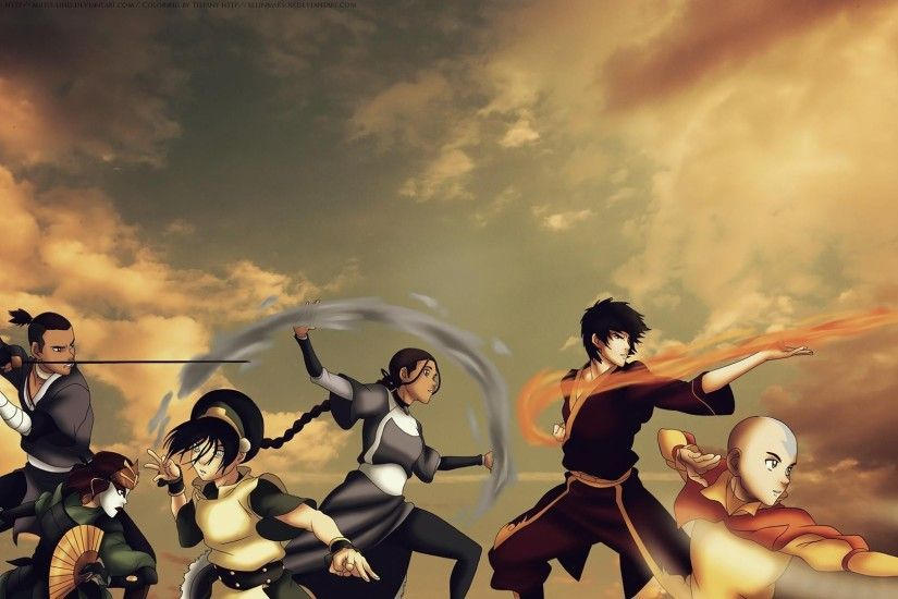 Avatar: The Last Airbender, Aang, Katara, Toph Beifong, Sokka Wallpapers HD  / Desktop and Mobile Backgrounds