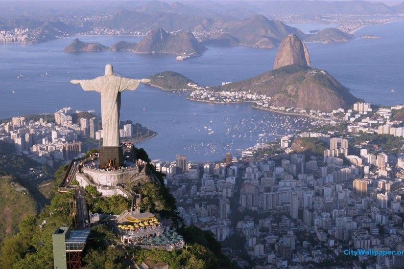 7 Wonders of the World HD Wallpapers – Christ Redeemer : Rio de .