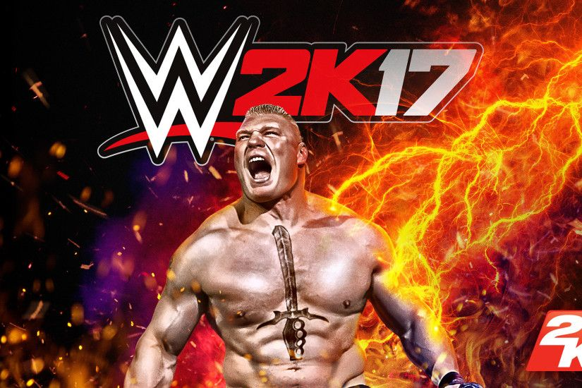 ... 2K17 Brock Lesnar Wallpaper (Artwork) WWE 2K17 Goldberg Wallpaper  (Artwork) WWE 2K17 NXT Edition Wallpaper