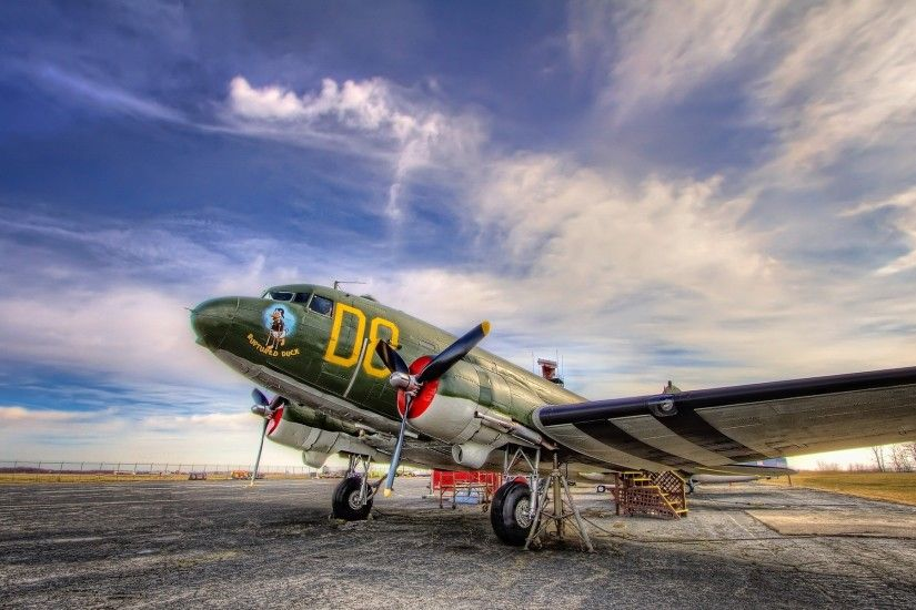 ... Vintage Aircraft Wallpaper 1600X900 ...