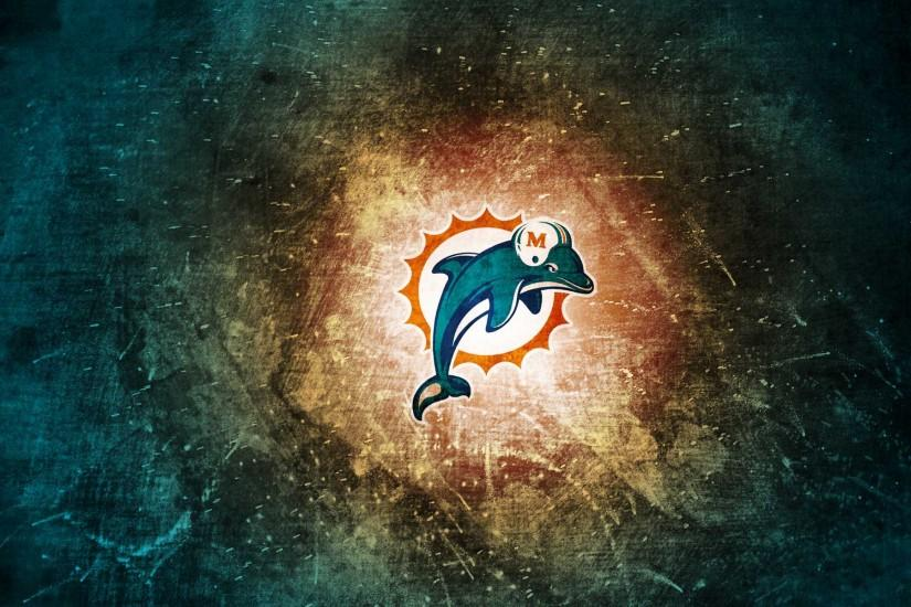 Miami Dolphins Wallpaper 2013 New Logo