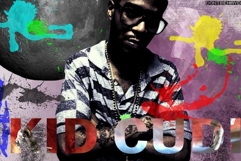 Kid Cudi Wallpaper by dontbehaydenn Kid Cudi Wallpaper by dontbehaydenn