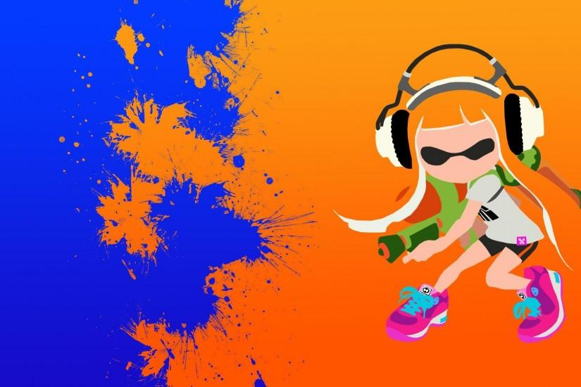 splatoon wallpaper 1920x1080 computer