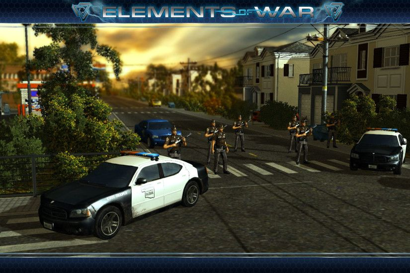 Elements of War Online picture