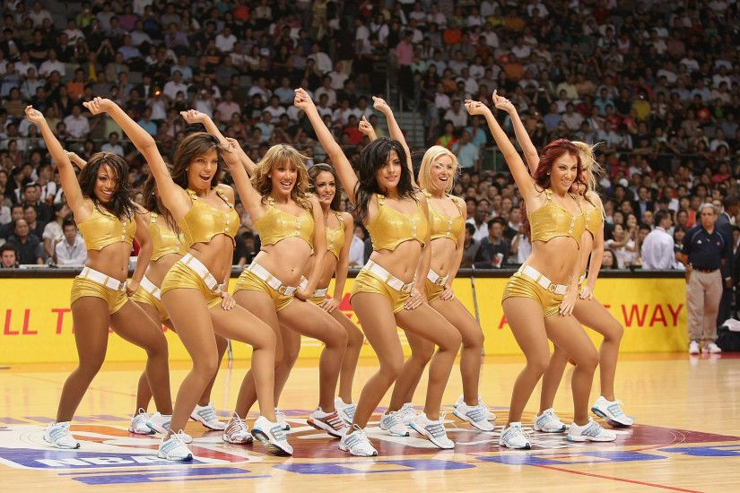 Golden State Warriors Cheerleader Wallpapers HD / Desktop and Mobile  Backgrounds
