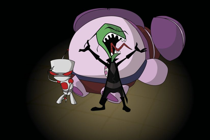 Invader Zim Yay Evil Zim Wallpapers by Alexandra Newman #6