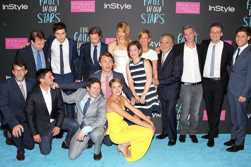 "20th Century Fox Presents The New York Premiere of ""The Fault in Our Stars"""